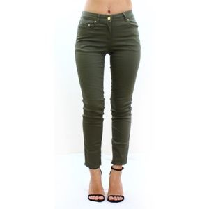 NWOT Green Colored Skinny Jeans